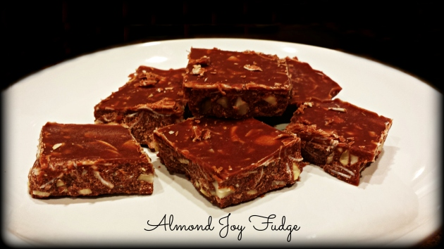 THM Friendly: Almond Joy Fudge