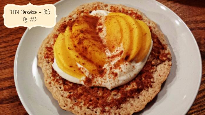 THM Pancakes Peach